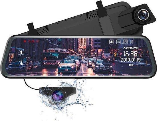 beste dashcam voorruit achterruit van 2021