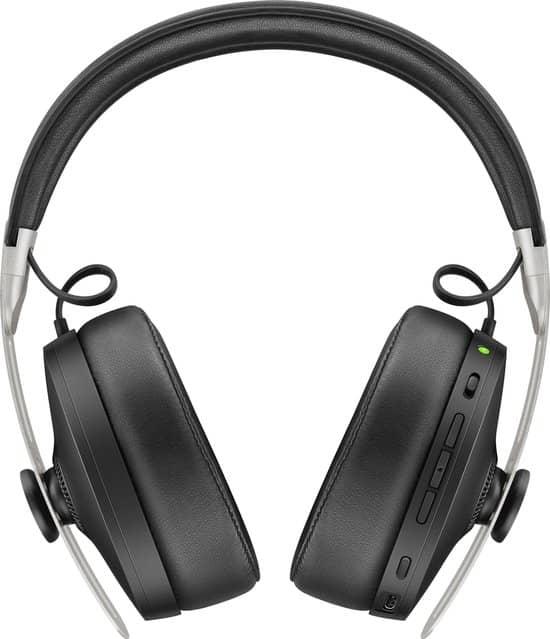 beste noise cancelling koptelefoon Sennheiser MOMENTUM 3
